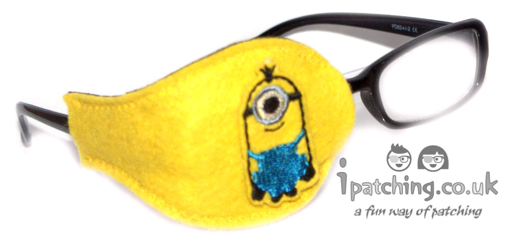 Kids And Adults Orthoptic Eye Patch For Amblyopia Lazy Eye Occlusion